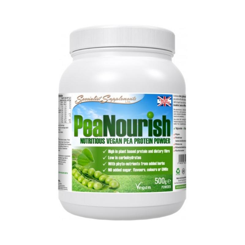 PeaNourish Protein Powder